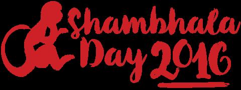Shambhala Day 2016 logo