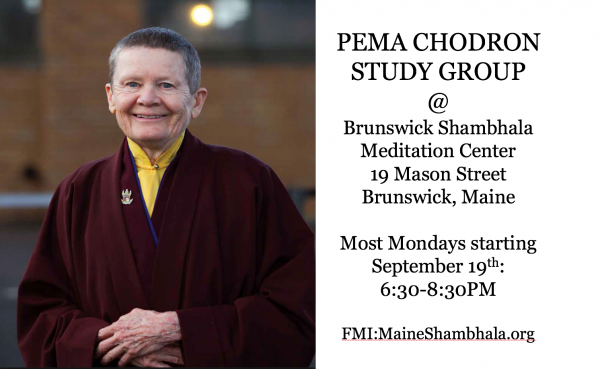 Pema Study Group - Autumn 2016