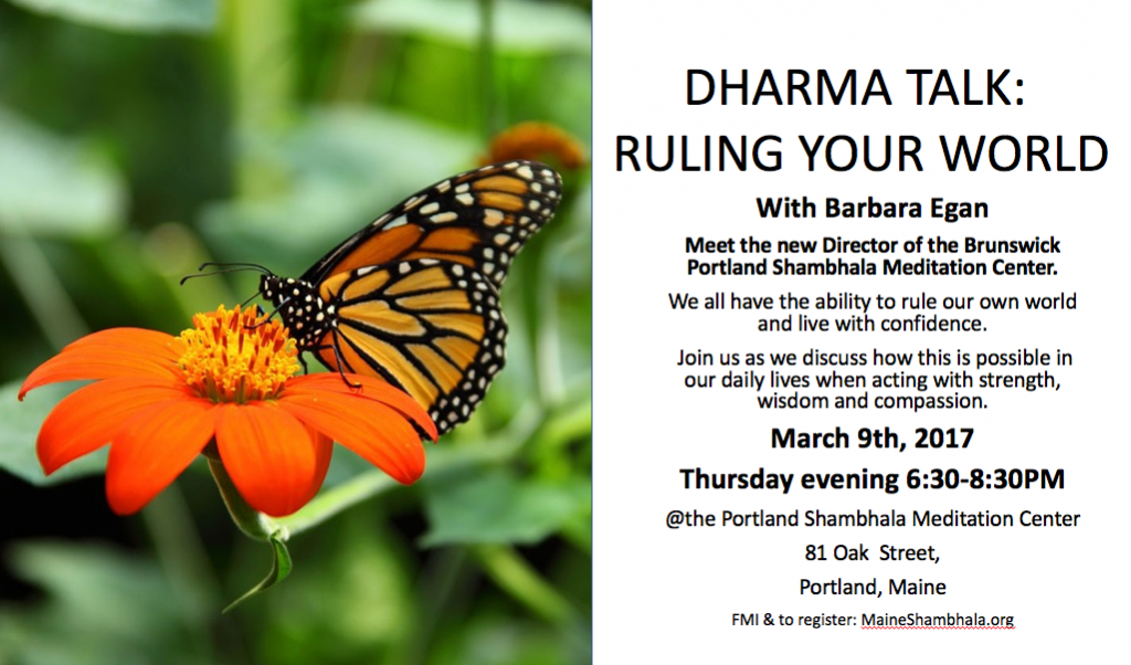 dharma-talk_-ruling-your-world