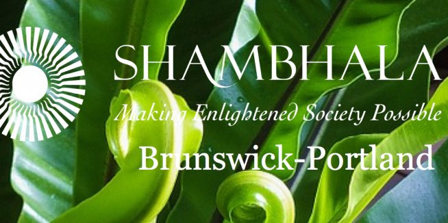Shambhala Brunswick Community ED Printable Flyer